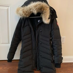 Canada Goose down jacket